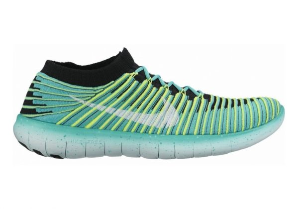Nike Free RN Motion Flyknit Green