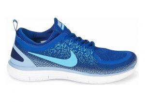 Nike Free RN Distance 2 Gym Blue / Blue Fury / Binary Blue