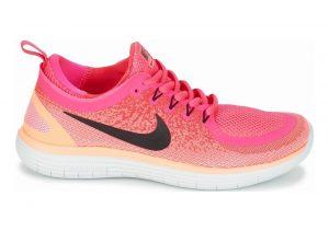 Nike Free RN Distance 2 Pink / Orange