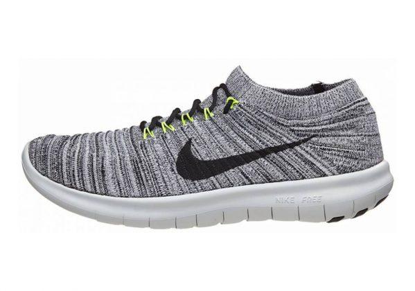 Nike Free RN Motion Flyknit Grey