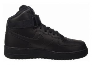 Nike Air Force 1 High Black/Black/Black