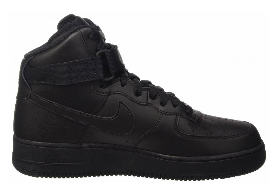 Nike Air Force 1 High Black/Black/Black