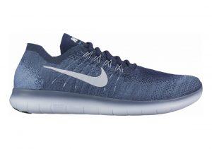 Nike Free RN Flyknit 2017 Blue
