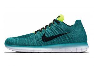 Nike Free RN Flyknit Blue