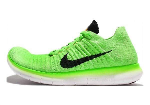 Nike Free RN Flyknit Green
