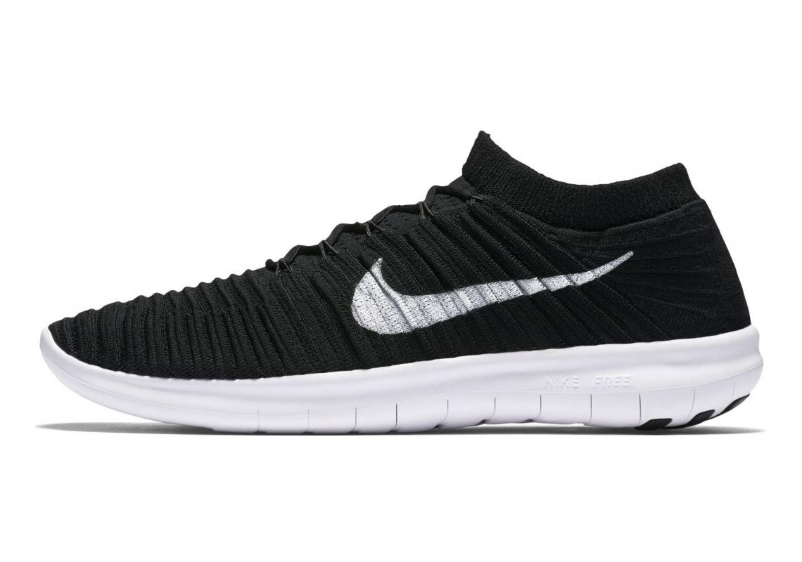 Nike Free RN Motion Flyknit Black