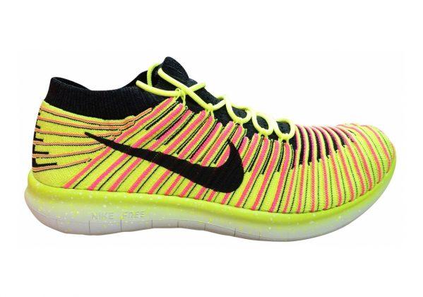 Nike Free RN Motion Flyknit Multi
