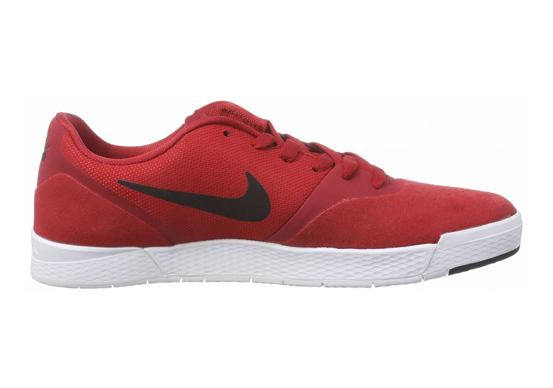 Nike SB Paul Rodriguez 9 Red - Rot (Gym Red/Black-white 601)