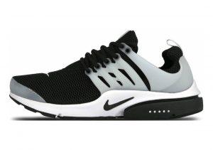 Nike Air Presto Black/White/Neutral Grey