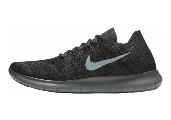 Nike Free RN Flyknit 2017 Black/River Rock/Anthracite