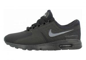 Nike Air Max Zero Black/Black-dark Grey-white