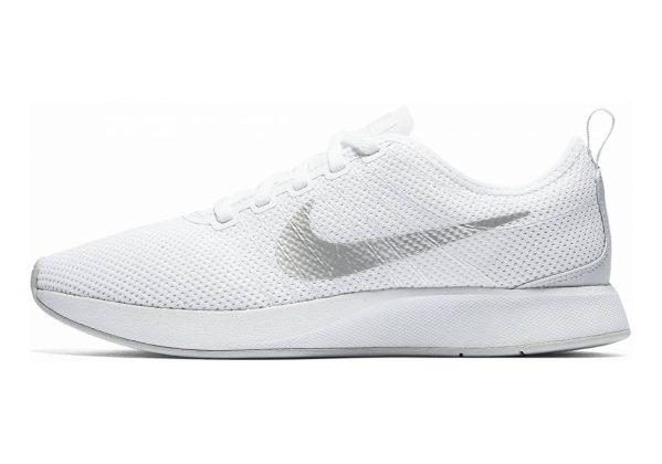 Nike Dualtone Racer White (White/Pure Platinum 103)