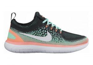 Nike Free RN Distance 2 grau / bunt