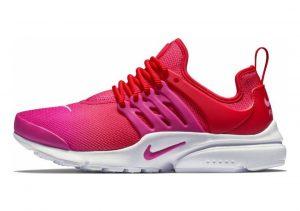 Nike Air Presto University Red/White/Fuchsia Blast