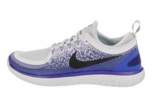 Nike Free RN Distance 2 Pure Platinum/Black/White