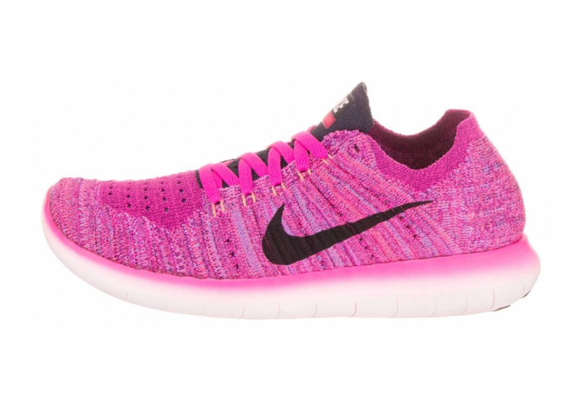 Nike Free RN Flyknit Pink