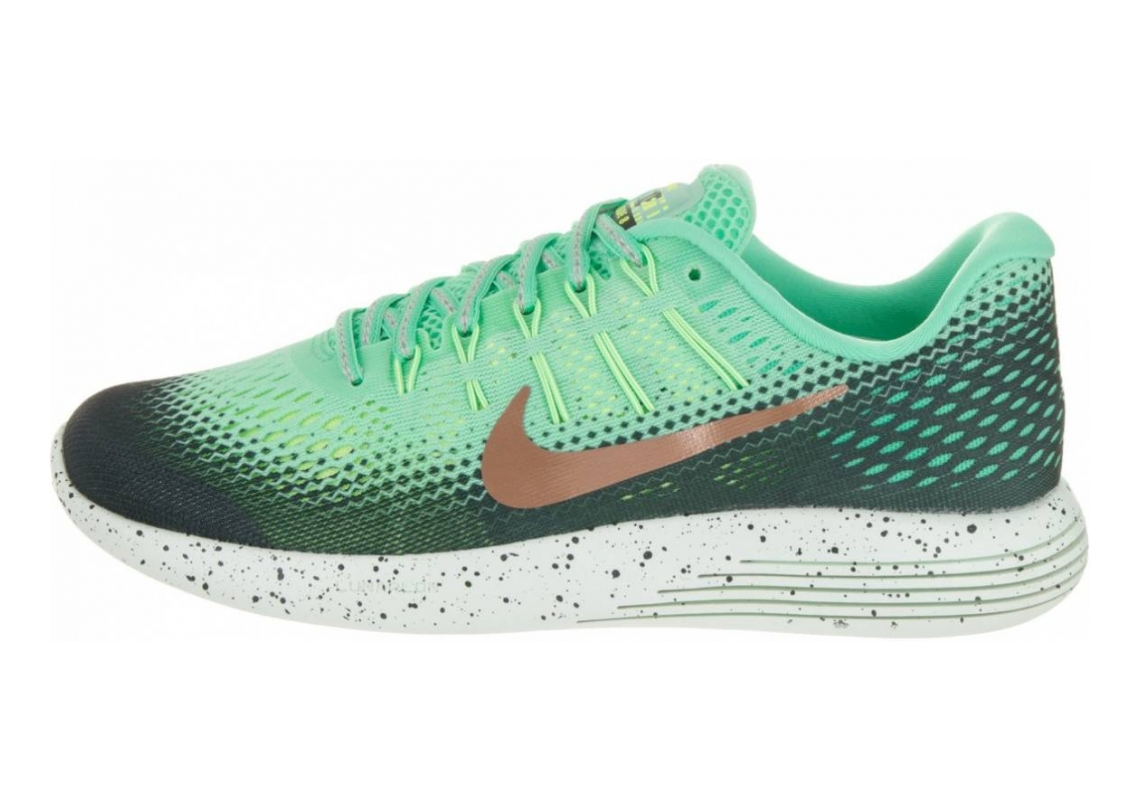 Nike LunarGlide 8 Shield Green