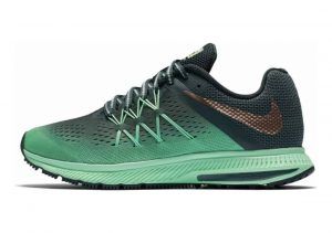 Nike Air Zoom Winflo 3 Shield Green Glow/ Bronze