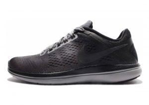 Nike Flex 2016 RN Shield Cool Grey/Mtlc Hematite-black