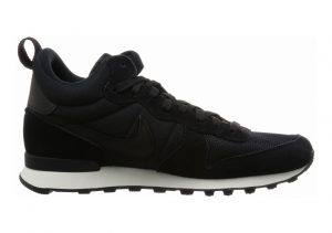 Nike Internationalist Mid Black