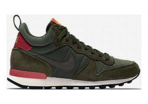 Nike Internationalist Mid Green