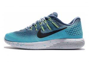 Nike LunarGlide 8 Shield Black/Blue