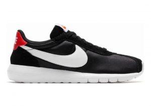 Nike Roshe LD 1000 black white university red team red 001