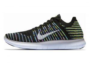 Nike Free RN Flyknit Black