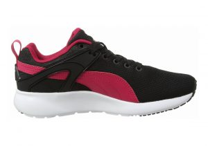 Puma Aril Blaze Black (Black/Rose Red)