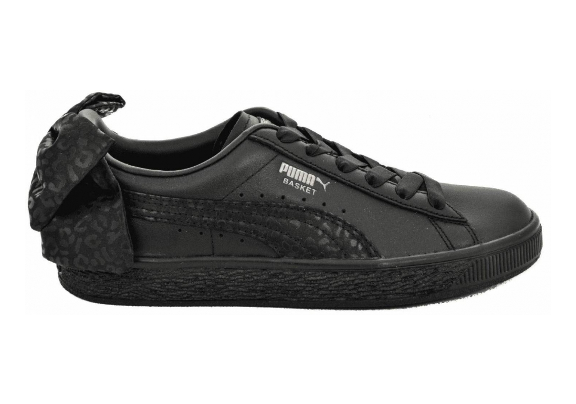 Puma Basket Bow Puma Black / Puma A