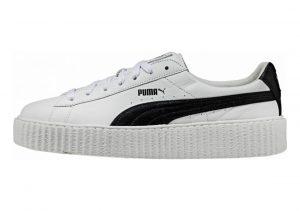 Puma by Rihanna Creeper White Leather puma-by-rihanna-creeper-white-leather-f1c1