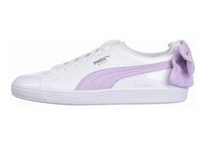 Puma Basket Bow Puma White-winsome Orchid