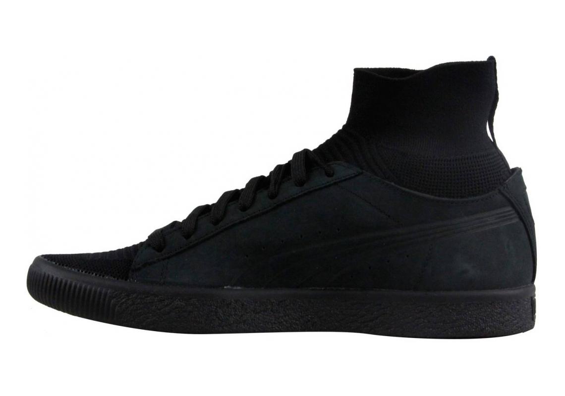 Puma Clyde Sock Black