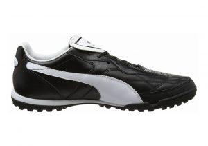 Puma Esito Classico Turf Black/White/Bronze