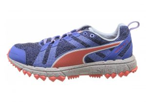 Puma Faas 500 TR v2 GTX Blau (02 Ultramarine-ultramarine-hot Coral)