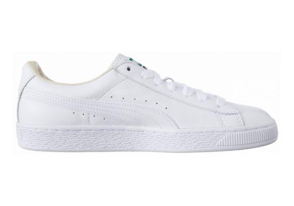 Puma Heritage Basket Classic Weiß (White-white)