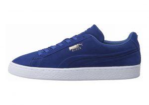 Puma Suede Classic Debossed Blue