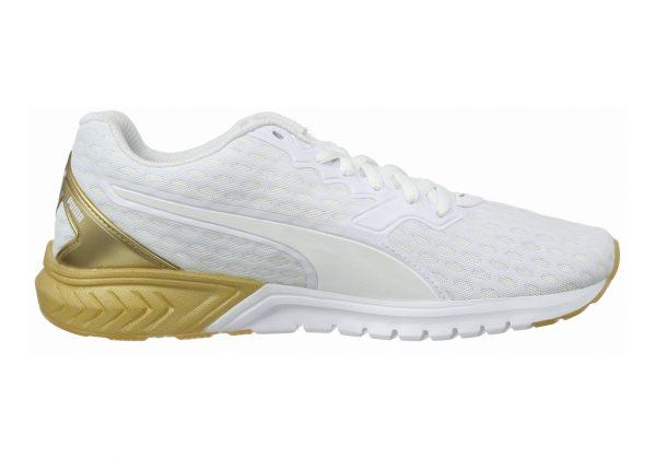 Puma Ignite Dual Gold Bianco/Oro
