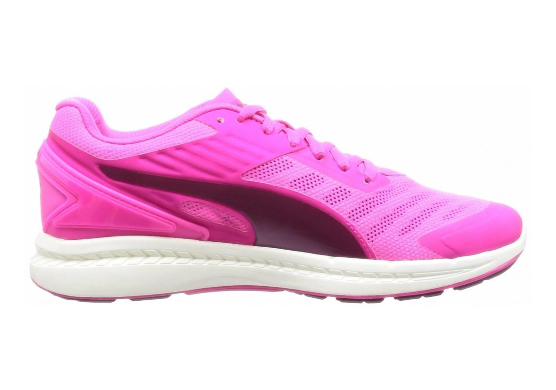 Puma Ignite v2 Pink (Pink Glo-magenta Purple 09)