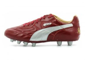 Puma King Top di Firm Ground Wit