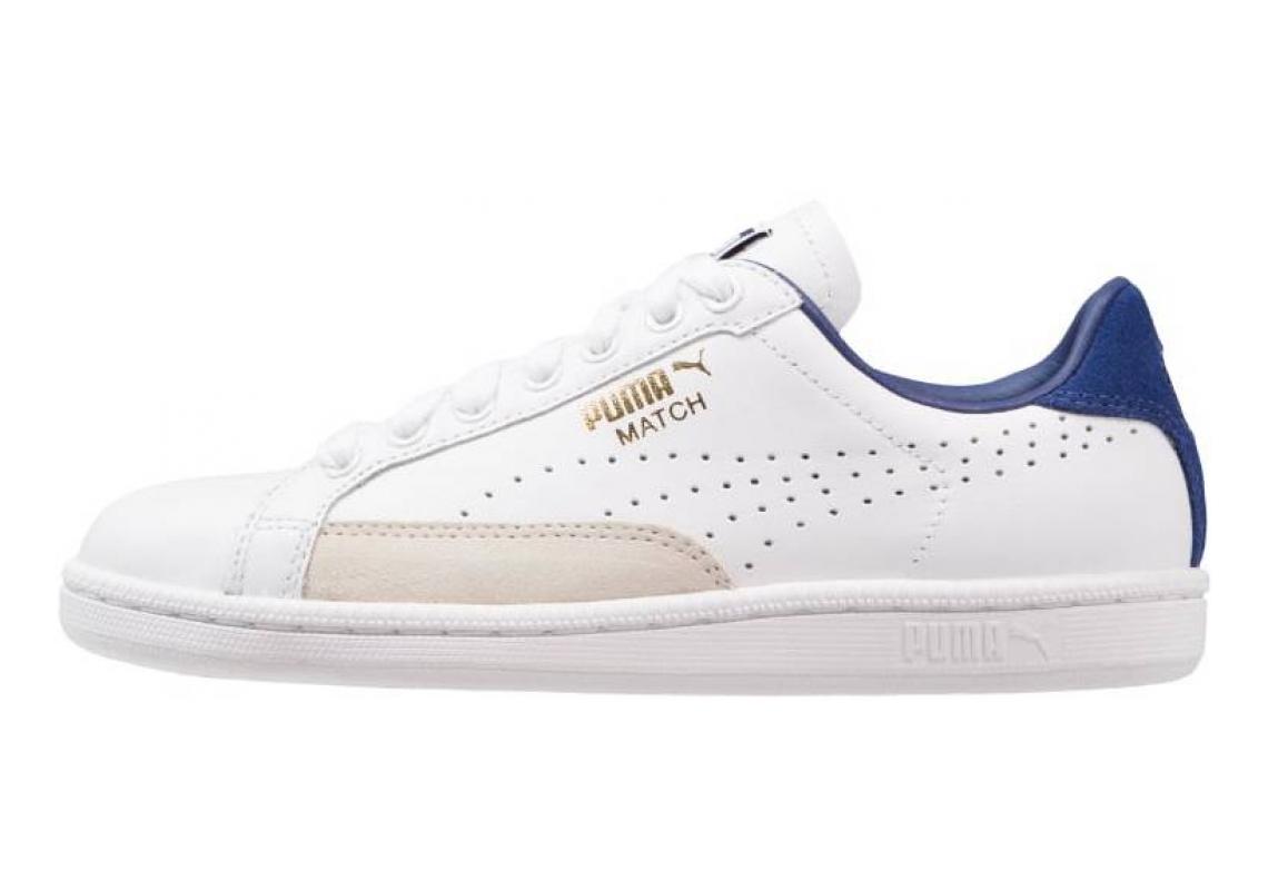 Puma Match 74 UPC Blanc (White-blue Depths)