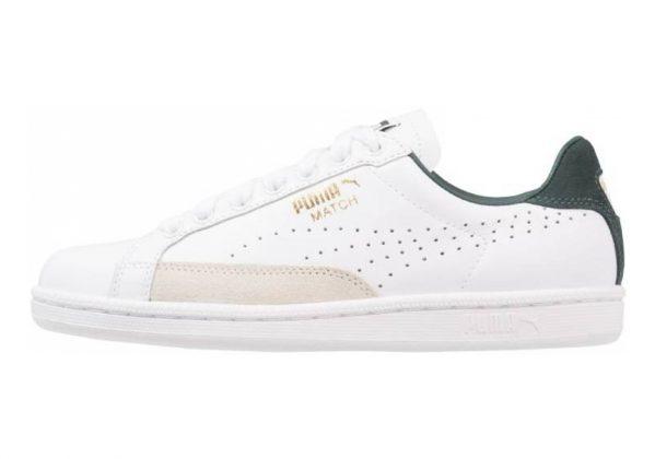 Puma Match 74 UPC Blanc (White-green Gables)