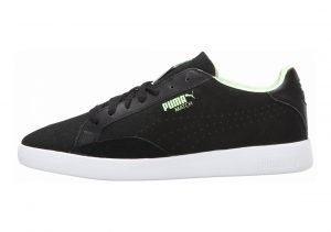 Puma Match Lo Canvas Black/White/Patina Green