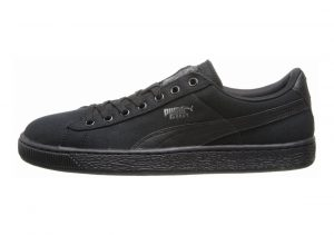 Puma Basket Classic Canvas Black/Black