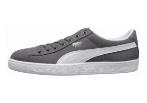 Puma Basket Classic Canvas Gray/White