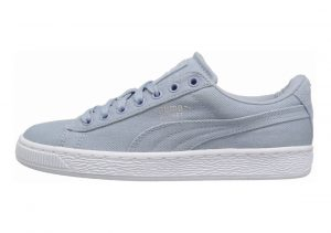 Puma Basket Classic Canvas Blue Fog