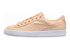 Puma Basket Classic Canvas Pink