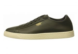 Puma Basket Classic Soft Green (Olive Night 03)