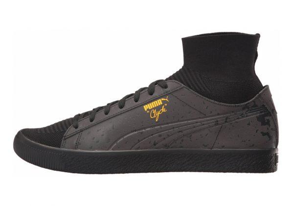 Puma Clyde Sock Puma Black