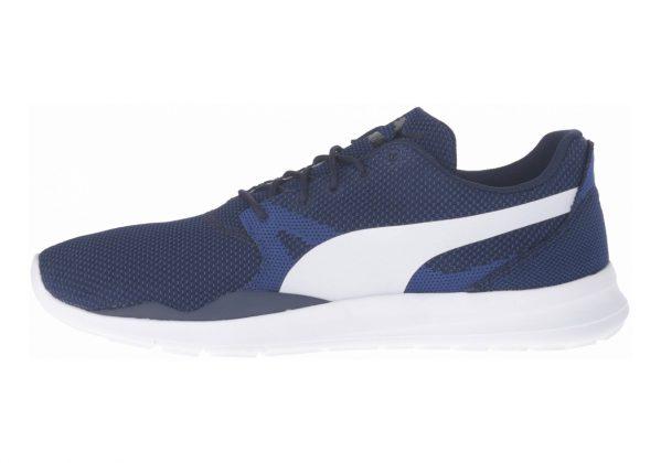 Puma Duplex Evo Knit Blue